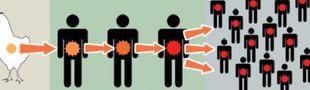 Cover Les gentils américains contre les vilains virus