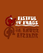 Jaquette Fistful of Frags