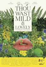 Affiche Thou Wast Mild and Lovely