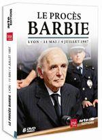 Affiche Le procès Barbie
