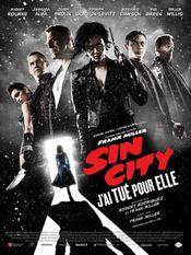 Affiche Sin City : J'ai tué pour elle