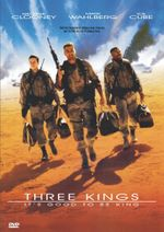 Affiche Les Rois du désert