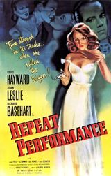 Affiche Repeat performance