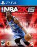 Jaquette NBA 2K15