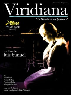 Affiche Viridiana