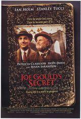 Affiche Le Secret de Joe Gould