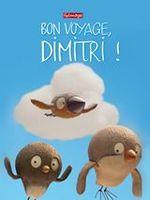 Affiche Bon voyage, Dimitri !