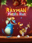 Jaquette Rayman Fiesta Run