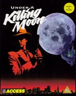 Jaquette Under a Killing Moon