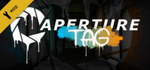 Jaquette Aperture Tag: The Paint Gun Testing Initiative