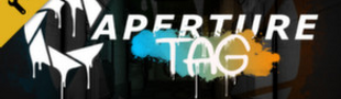 Jaquette Aperture Tag: The Paint Gun Testing Initiative