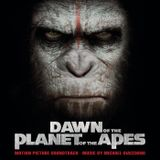 Pochette Dawn of the Planet of the Apes (OST)