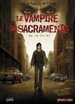 Couverture Le Vampire de Sacramento - Dossier Tueurs en Série, tome 2