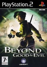 Jaquette Beyond Good & Evil