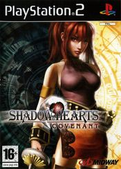 Jaquette Shadow Hearts: Covenant
