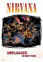 Affiche Nirvana : Unplugged in New-York