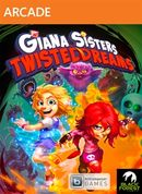 Jaquette Giana Sisters : Twisted Dreams