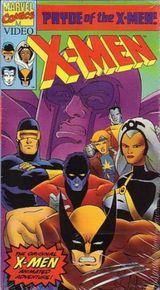 Affiche Pryde of the X-Men