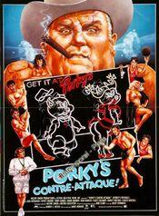 Affiche Porky's Contre-Attaque