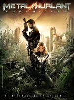 Affiche Metal Hurlant Chronicles
