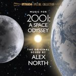 Pochette Music for 2001: A Space Odyssey (OST)