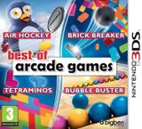 Jaquette Best of Arcade Games 3DS