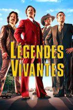 Affiche Légendes Vivantes