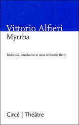 Couverture Myrrha
