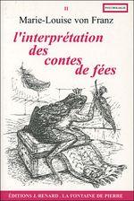 Couverture L'interprétation des contes de fées