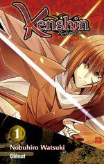 Couverture Kenshin le vagabond - Restauration