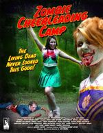Affiche Zombie Cheerleading Camp