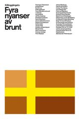 Affiche Four Shades of Brown