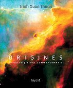 Couverture Origines
