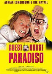 Affiche Hôtel Paradiso, une maison sérieuse