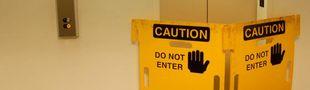 Cover Monte pas dans cet ascenseur j'te dis!