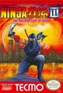Jaquette Ninja Gaiden III : The Ancient Ship of Doom
