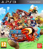 Jaquette One Piece : Unlimited World Red