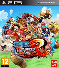 Jaquette One Piece: Unlimited World Red
