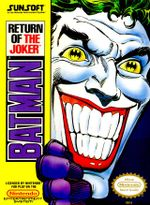 Jaquette Batman : Return of the Joker