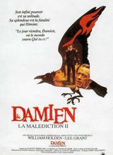 Affiche Damien, la malédiction II