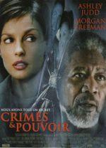 Affiche Crimes et Pouvoir