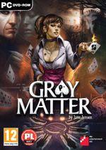 Jaquette Gray Matter