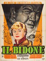 Affiche Il Bidone