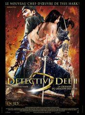 Affiche Detective Dee II : La Légende du dragon des mers
