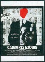 Affiche Cadavres exquis