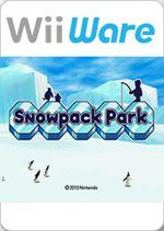 Jaquette Snowpack Park