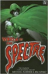 Couverture Wrath of the Spectre