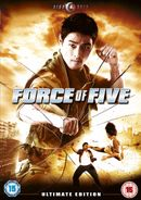 Affiche Force Of Five