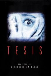 Affiche Tesis
