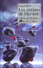 Couverture Les enfants de Darwin